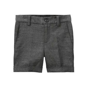 Herringbone Wool Short 6-12 Months Boy's by Janie